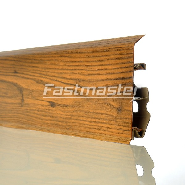 fussleisten pvc 2 5m sockelleisten laminat sockelleiste. Black Bedroom Furniture Sets. Home Design Ideas