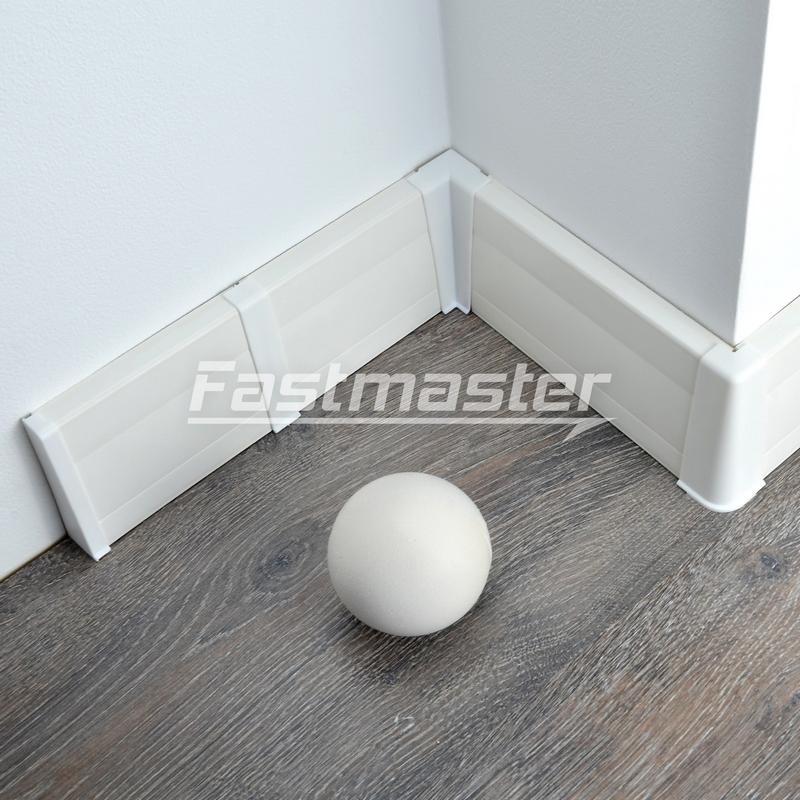 ab 15 meter sockelleisten laminat 75mm fussleisten. Black Bedroom Furniture Sets. Home Design Ideas