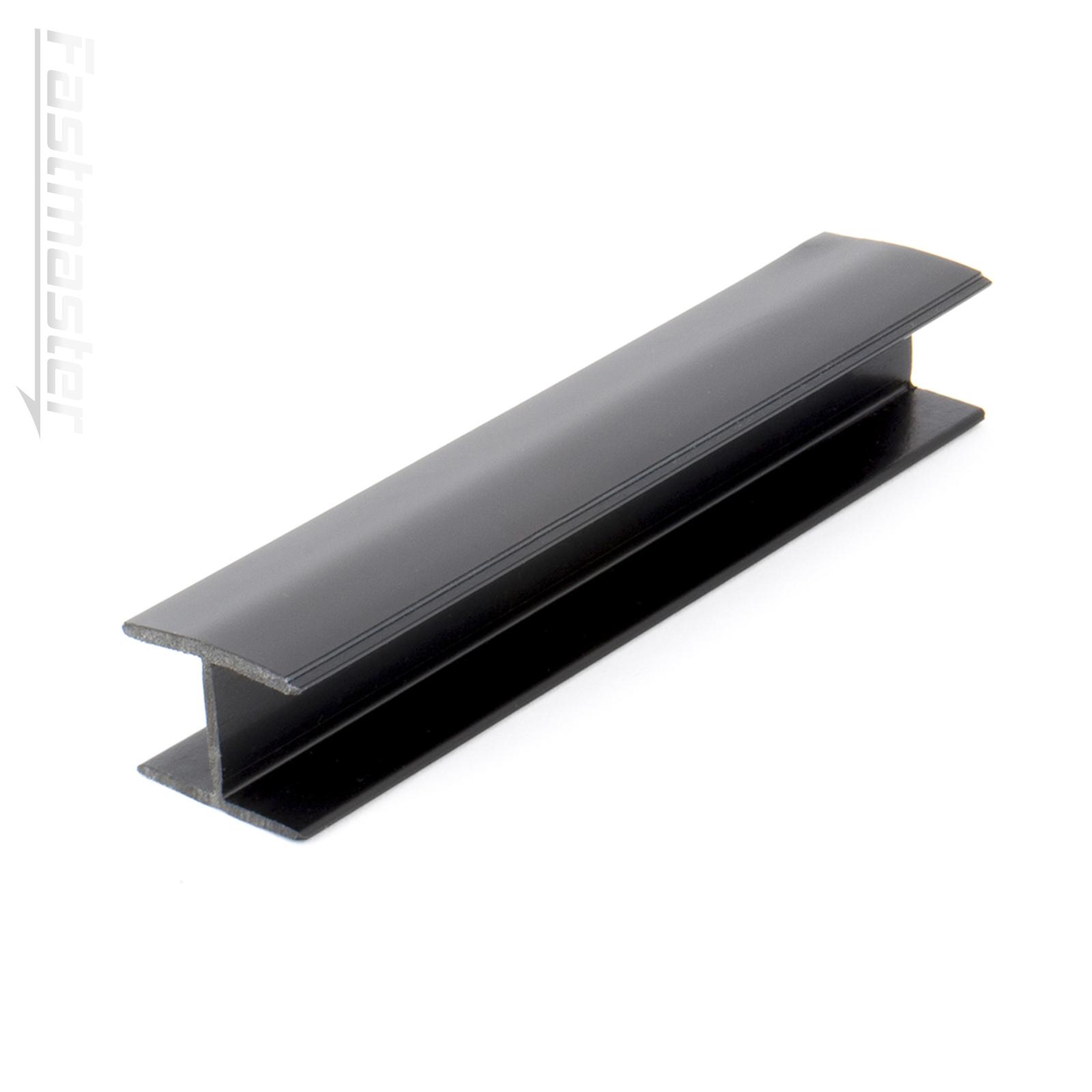Küchensockel Clips ~ fussleisten verbinder für sockelleisten 100mm weiß hochglanz[lcabpl100] fastmaster